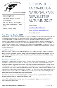 Autumn Newsletter 2017-1