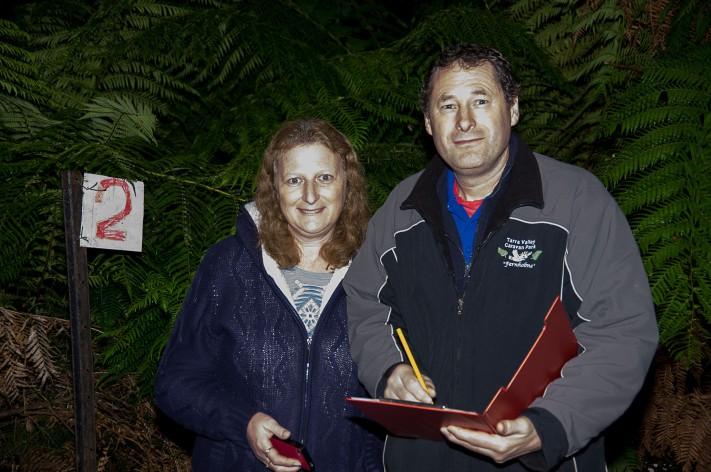 Vicki and David Weston from Tarra Valley