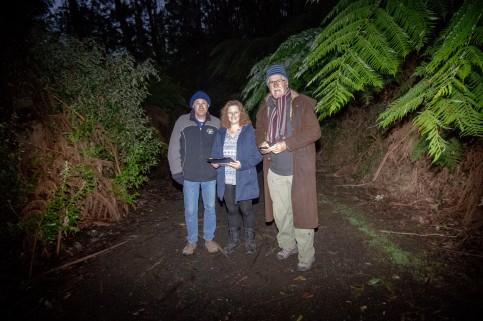 David, Vicki & Patrick